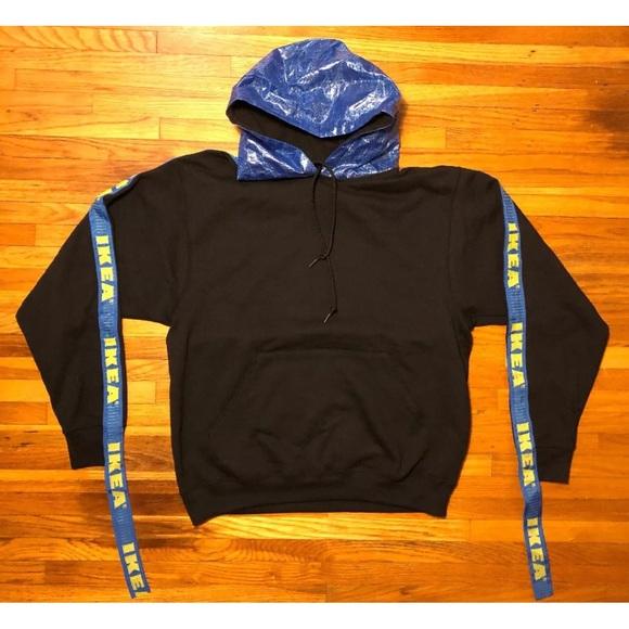 Norwood Chapter x IKEA Hoodie Sweatshirt Medium